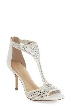 Imagine by Vince Camuto 'Rea' T-Strap Sandal (Women) available at #Nordstrom