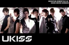 Soohyun,Kiseop,Eli♡,AJ Hoonmin,Kevin♡,Dongho