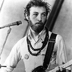 Richard Thompson, the great, dark, guitar virtuoso and songwriter.