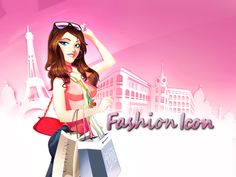 The game Fashion Icon is out today! Download it for free on the Apple Store for your iPad, your iPhone or your iPodTouch!  http://www.cadranhotel.com/