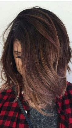 hairi color for brunette