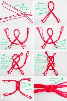 DIY Ribbon Head Band
