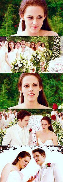 Breaking Dawn part 1 ~ Edward and Bella Twilight Saga Series, Twilight Edward, Twilight Cast, Edward Bella, Twilight New Moon, Twilight Movie, Edward Cullen, Vampire Twilight, Twilight Pics