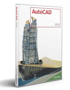 برنامج الاوتوكاد AutoCAD 2010 x32 - التطبيقات الهندسية