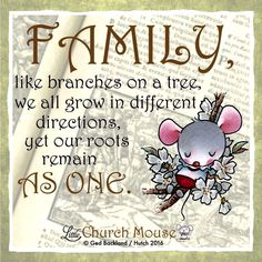 The little church mouse