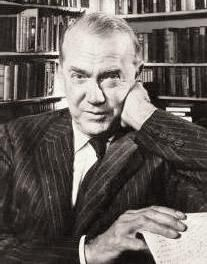 Graham Greene, British writer, playwright, and a literary critic. His writings include The Man Within, The Name of Action, Rumour at Nightfall, Stamboul Train, It's a Battlefield, England made Me, A Gun for Sale, Brighton Rock...