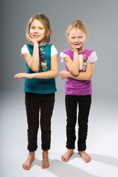 girls in vests:)