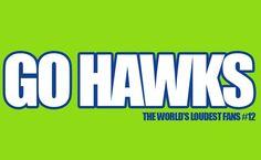 Seattle Seahawks - GO HAWKS!!!
