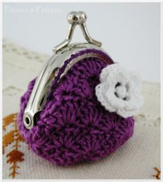 Bag Crochet, Knitted Bags, Mini, Purses And Bags, Coin Purse, Backpacks, Etsy, Wallet, Knitting