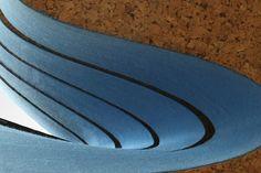 i m lab: etc 1 series of eroded flexible furniture - designboom | architecture & design magazine