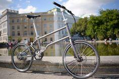 Self-charging electric folding bike hits funding target