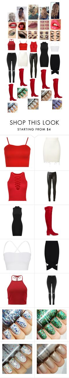 """""""Untitled #2574"""" by aurorazoejadefleurbiancasarah ❤ liked on Polyvore featuring WearAll, adidas Originals, WithChic, Yves Saint Laurent, Gianvito Rossi, Theory, Boohoo and Topshop"""