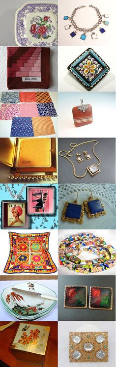 HIP TO BE SQUARE by Shelli on Etsy, www.PeriodElegance.etsy.com