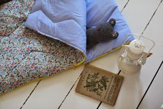 Making a toddler sleeping bag (and other stories)