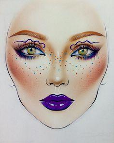 "7,999 Likes, 32 Comments - Sergey X (@milk1422) on Instagram: ""#artist@milk1412 ✨ #mylove #myart #myartistcommunity #myartistcommunityrussia #makeup #makeupart…"""