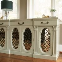 furniture style dog crates. Old Furniture Style To Make Into Dog Crates. Crates T