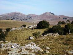Carapé landscape near Minas
