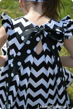 ALULA avec ajout de plis au dos, Grains de Couture pour Enfants, Ivanne SOUFFLET, by Les Mots Doux