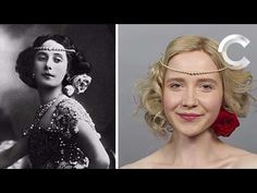 100 Years of Beauty: Russia - Research Behind the Looks - YouTube