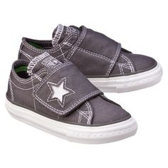 converse one star toddler shoes