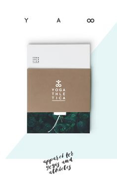 "Check out my @Behance project: ""Yogathletica Branding"" https://www.behance.net/gallery/47009879/Yogathletica-Branding"