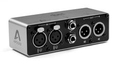 Duet FireWire Breakout Box- $99.95 Less Clutter and better connections.  Yes please.
