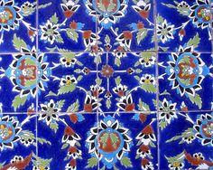 The Spellbinding Tilework Mosaics of Iranian Architecture