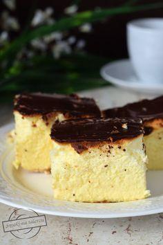 Torte Cake, Breakfast Menu, Polish Recipes, Cookie Desserts, Cheesecakes, Vanilla Cake, Nutella, Delicious Desserts, Cake Recipes