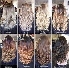 #Color hair color balayage