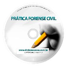 VIDEOAULAS PRATICA FORENSE CIVIL 2014 - 2 DVDS
