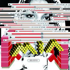 'MAYA' cover