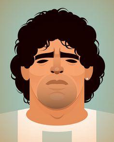 Maradona by Stanley Chow