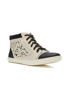Alicia Lasercut High Top