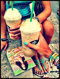 Try every Starbucks drink :) #Summer2014 #Bucketlist