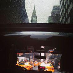 NY, streetstyle, taxi