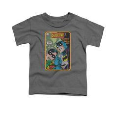 Batman And Robin - Detective #381 Toddler T-Shirt