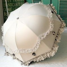 Cheap sun umbrella, Buy Quality lace umbrella directly from China umbrella with lace Suppliers: New ! fancy korean lace foldable uv proction sun umbrella with sunscreen women black coating clear lace umbrella with backpack Fancy Umbrella, Sun Umbrella, Folding Umbrella, Under My Umbrella, Umbrella Wedding, Vintage Umbrella, Umbrellas Parasols, Lace Parasol, Colors