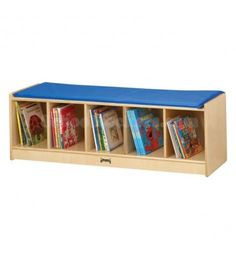 Kids Footlocker Cubby Bench Kids Footlocker Cubby Benches for sale! These are perfect for mudrooms, play rooms, bedrooms and more. Each provides a comfortable cushioned bench seat and five cubby spaces for shoes, toys, backpacks and bags. Cubby Bench, Cubby Storage, Kids Storage, Locker Storage, Bench Seat, Kids Locker, Foot Locker, Cubbies, Lockers For Sale