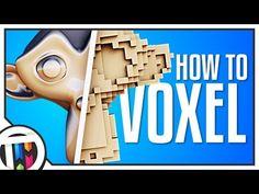 How to Voxel - Blender Tutorial on TutsByKai