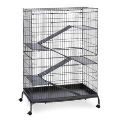 Prevue Pet Products Hammertone Jumbo Steel Ferret Cage