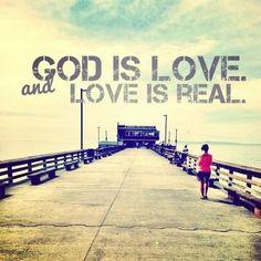 God is love love quotes sky clouds god faith christian real