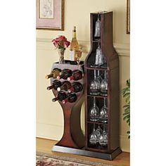 Conversation Piece Wine Rack from Midnight Velvet®