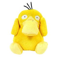 "Pillow (Cushion) Pokemon 17"" Pikachu Plush Doll - Polyvore"