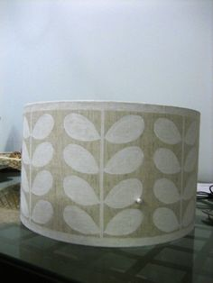 ikea lampshade makeover