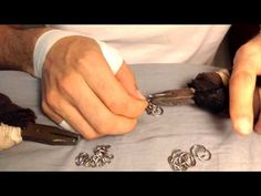 Chainmaille tutorial for Orbital Vipera Berus two 4 in 1