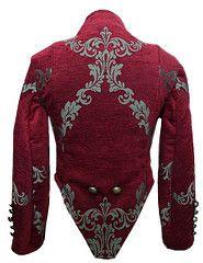 Ringmaster jacket design?