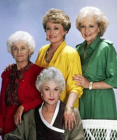 The Golden Girls is an American sitcom, created by Susan Harris, that originally aired on NBC from September 14, 1985, to May 9, 1992. Starring Beatrice Arthur, Betty White, Rue McClanahan, and Estelle Getty,