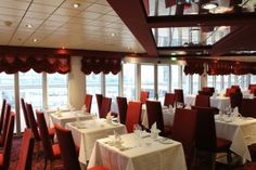 MSC Sinfonia: un restyling coi fiocchi Travelling Tips, Cruise, Boat, Restaurant, Holiday, Dinghy, Vacations, Cruises, Boats