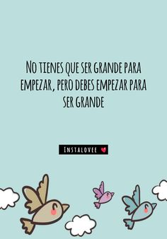 Inspirational Phrases, Motivational Quotes, Positive Phrases, Teaching Spanish, Spanish Quotes, Love Quotes, Positivity, Humor, Memes