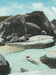 Bandit Kids island life inspo || palm trees, ocean breeze, sun, sand, salty ocean air, tropical island paradise || @Bandit Kids #banditkids #islandlife